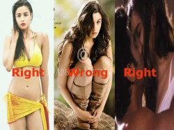 Alia Bhatt Said That She Would Never Do A Nude Scene