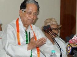 Assam Have Lots Expectation From Modi Tarun Gogoi Lse
