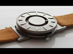 Special Fashionable Watch Made For Blinds Is Popular In Common People