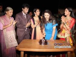 Poonam Dhillon Birthday Bash On Ekk Nayi Pehchaan Set
