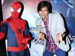 Vivek Oberai Launches Hindi Trailer Music The Amazing Spider Man