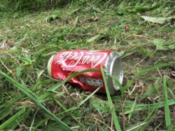 How To Save Car Stealing Using Empty Coke Cans