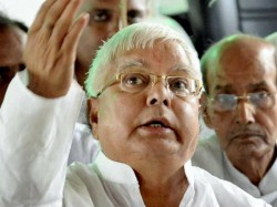 Checking Rabri S Car Lalu Gets Angry Said Will Slap By Slipper Lse
