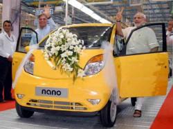 Wall Street Journal Narendra Modi S One Sms Nano Came Gujarat Lse
