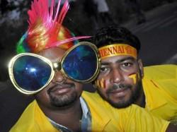 Off Beat Pic India S Cricket League Ipl