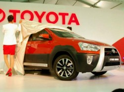 Toyota Etios Cross Launched Price Features Other Details