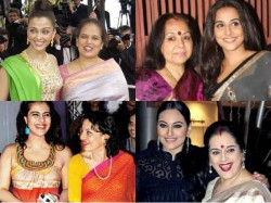 Mothers Day Special Bollywood Celebs With Their Mothers