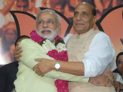 Narendra Modi Will Stay On Varanasi Seat Rajnath Singh Lse
