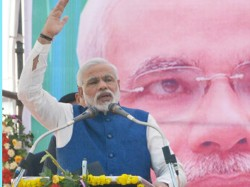 Narendra Modi Travelled Over 3 Lakh Kms During His Campaign Bjp