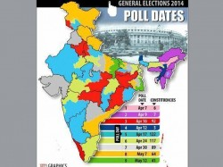 Live Lok Sabha Election 2014 9th Phase Polling 41 Constituencies