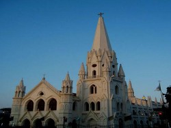 Famous Churches Chennai