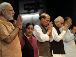 Modi Hold Crucial Meetings On Forming Cabinet Lse