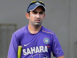 Gambhir Included For England Tour Raina To Lead In Bangladesh