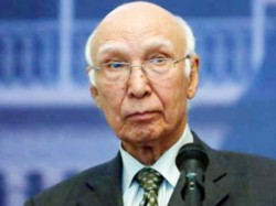 Substantive Talks Between Narendra Modi And Nawaz Sharif Sartaj Aziz