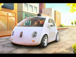 Google Reveals Self Driving Car Prototype Without Steering