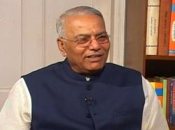 Bjp Leader Yashwant Sinha Sent Jail