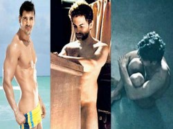 Bollywood Actors Who Stripped On Screen