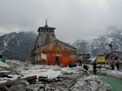 A Year After The Kedarnath Tragedy Pilgrims Number Down