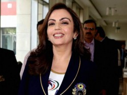 Nita Ambani Business Minded Woman With Social Worker Heart