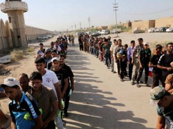 More Than 1 Million Iraqis Have Fled Their Homes