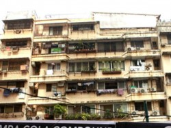 Campa Cola Bmc Begin Power Water Gas Cut Off At Illegal Flats In Society