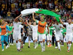 Wc Algeria Make Maiden 2nd Round Entry After Drawing Russia 1