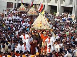 th Rathyatra God Jagannath Ahmedabad Pics