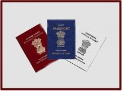 Have Aadhaar Get Passport 10 Days