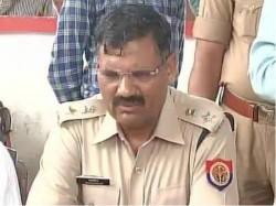 Ssp Moradabad Dharmvir Sinha Claims Bjp Leader Sarvesh Kumar For Moradabad Violence