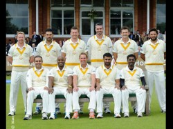 Photos Mcc Vs Rest The World Match At Lord S