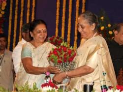 Rajasthan Governor Margaret Alva Sworn In As Gujarat Governor