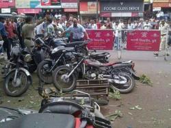 Indian Mujahiddin Hands Behind Pune Blast