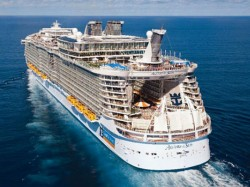 Allure The Seas The World S Largest Cruise Ship