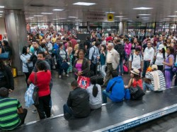 Venezuela Airport Charges A Breathing Tax