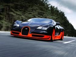 Upcoming Bugatti Veyron Get 1 500 Horses