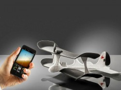 Smartplane The World S First Smart Phone Controlled Aircraft