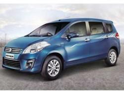 Maruti Launches Suzuki Ertiga Limited Edition