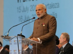Narendra Modi Dons New Stylish Look Brics Summit Gave New Definition To It