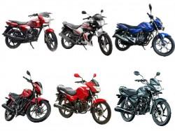 Top 5 Best 125cc Fuel Efficient Bikes India Comparison