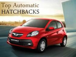 Top Best Automatic Hatchbacks India Price Features Comparison