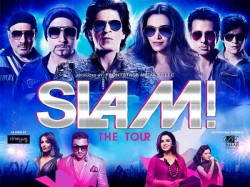 Happy New Year Team On Slam The Tour