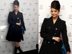 Aishwarya Rai Wears Gucci Commonwealth Opening Ceremony