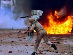 Saharanpur Live Riots It S Horrible Terrible Communal Pictures