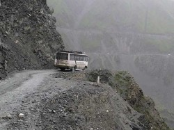 Here Is The List World S Most Dangerous Roads