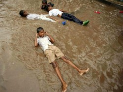 Continues 4th Day Rain In Gujarat