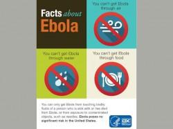 Symptoms Of Ebola Virus