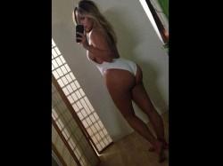 Seductive Selfies Kim Kardashian