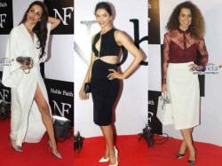 Deepika Kangana Malaika Sizzles At Ritesh Sidhwani S Birthday Party