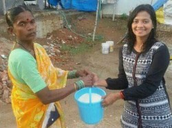 Know About The Rice Bucket Challenge Started India