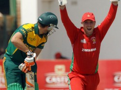 Sa Win Big Despite Utseya Hat Trick